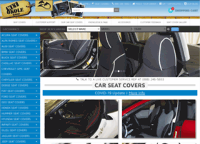 Custom Car Seat Covers Toronto