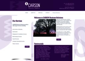 Carson.ie thumbnail