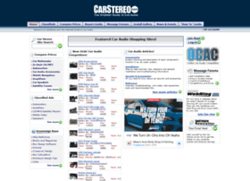 Carstereo.com thumbnail