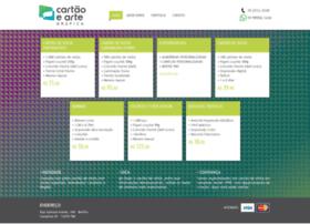 Cartaoearte.com.br thumbnail