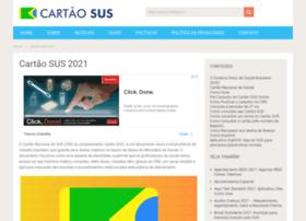Cartaosus.org thumbnail