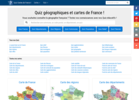 Cartes-de-france.fr thumbnail