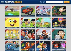 Cartoongamesonline.net thumbnail