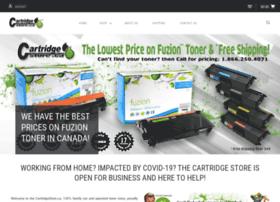 Cartridgestore.ca thumbnail