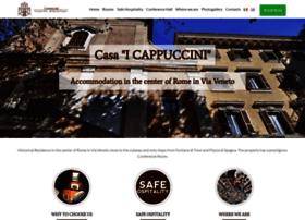 Casacappucciniroma.it thumbnail
