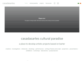 Casadasartes.art thumbnail