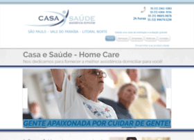 Casaesaudehc.com.br thumbnail