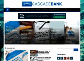 Cascadebank.com thumbnail