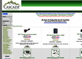 Cascadetransmissionparts.com thumbnail