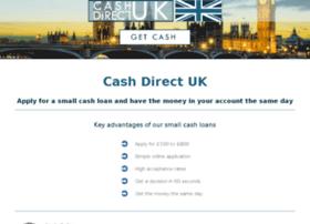 Cash-direct-uk.com thumbnail
