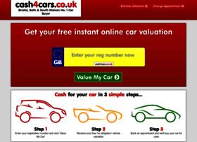 Cash4cars.co.uk thumbnail