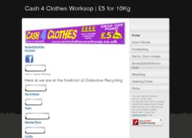 Cash4clothesworksop.co.uk thumbnail