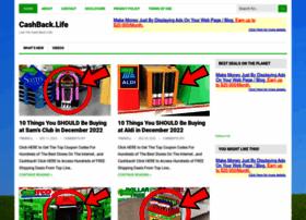 Cashback.life thumbnail