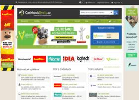 Cashbackdeals.cz thumbnail