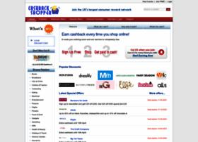 Cashbackshopper.co.uk thumbnail