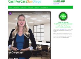Cashforcarssandiego.net thumbnail