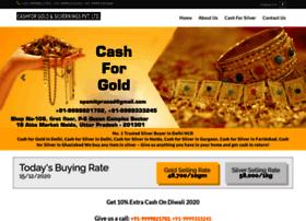 Cashforsilver.co.in thumbnail