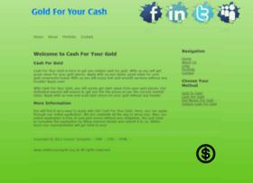 Cashforyourgold.org.uk thumbnail