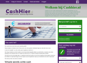 Cashhier.nl thumbnail