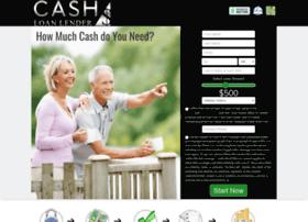 Cashloanlender.com thumbnail