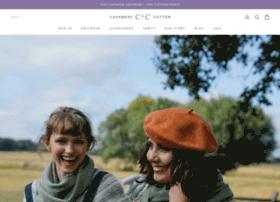 Cashmereandcotton.co.uk thumbnail