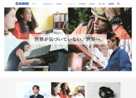 Casio.co.jp thumbnail
