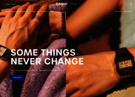 Casio.co.uk thumbnail