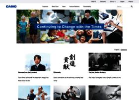 Casio.info thumbnail