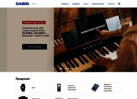 Casio.ru thumbnail