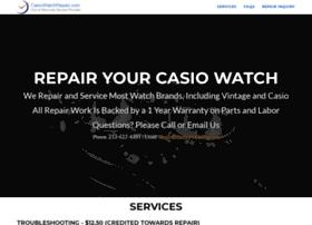 Casiogshock.com thumbnail