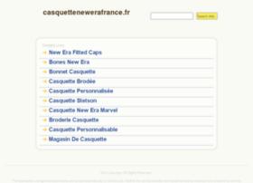 Casquettenewerafrance.fr thumbnail