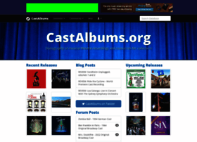 Castalbums.org thumbnail
