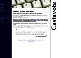 Castavote.co.uk thumbnail