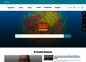 Castelldefels.org thumbnail