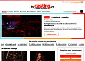 Casting-belgique.be thumbnail