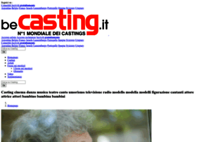 Casting-italia.it thumbnail