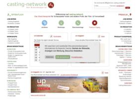 Casting-network.de thumbnail
