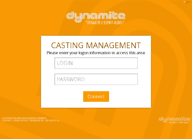 Casting.agency-dynamite.fr thumbnail