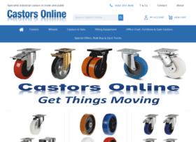 Castors-online.co.uk thumbnail