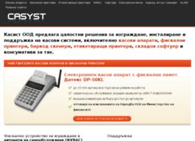 Casyst.com thumbnail