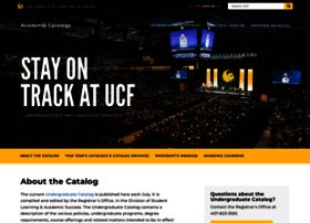 Catalog.ucf.edu thumbnail