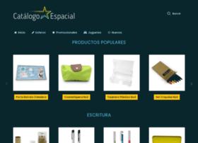 Catalogoespacial.com thumbnail