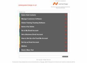 Catalogueexchange.co.uk thumbnail