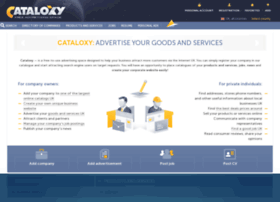 Cataloxy.co.uk thumbnail