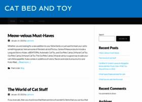 Catbedandtoy.com thumbnail