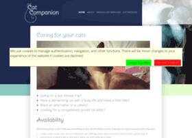 Catcompanion.co.uk thumbnail