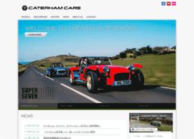 Caterham-cars.jp thumbnail