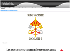 Catholicapedia.net thumbnail