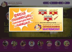 Catholicasabhamatrimony.com thumbnail