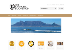 Catholicbookshop.co.za thumbnail